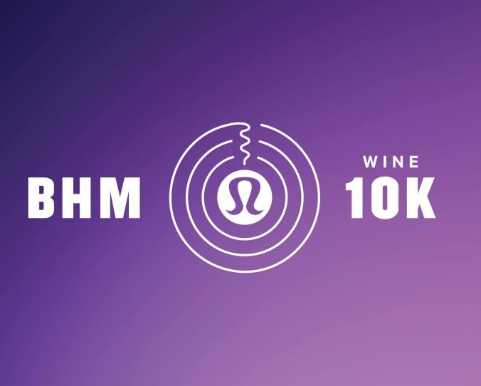 Purple background for Wine 10K.