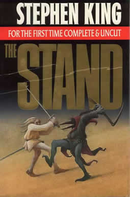 """The Stand: Complete and Uncut Edition"" by Stephen King."