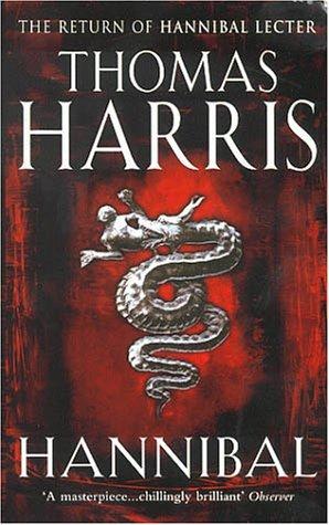 Hannibal by Thomas Harris.