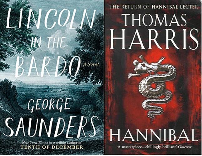 Lincoln in the Bardo vs. Hannibal.